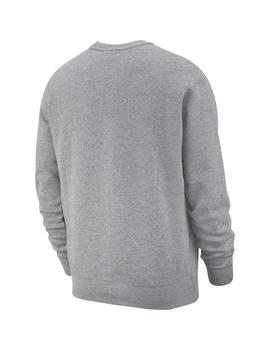 Sudadera  Nike Sportswear Club Dk Grey Heather/Whi