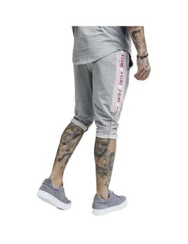 Bermuda SikSilk Performance Grey Marl