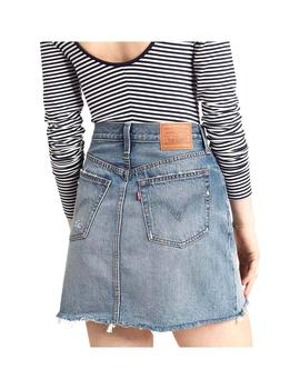 Falda Levis Hr Decon Iconic Bf Skirt High  High Pl