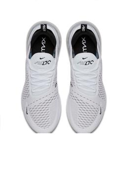 Zapatillas Nike Air Max 270 Wht/Blk-Wth