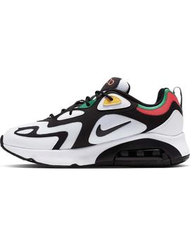 Zapatillas  Nike Air Max 200 (2000 World Stage) Blanco Hombr