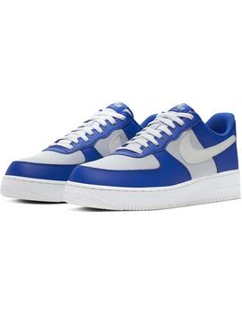 Zapatillas  Nike Air Force 1 '07 Game Azul/Blanco Hombre