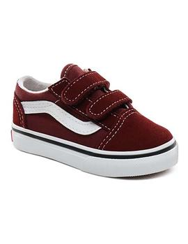 Zapatillas Vans Old Skool V Andorra/True Niño/a