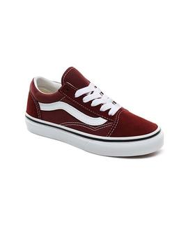 Zapatillas Vans Old Skool Andorra/True W Niño