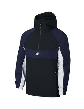 Chaqueta Nike N Nsw Re-Issue Jkt Azul Hombre