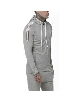 Chaqueta SikSilk Sports Elasticated Zip Through Gr
