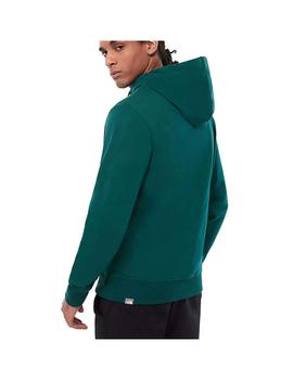 Sudadera The North Face Standard Hoodie Night Verde Hombre