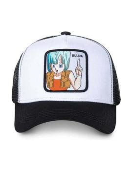 Gorra Capslab Bulma Dragon Ball Z