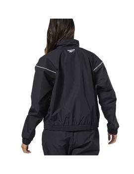 Chaqueta Cl Tracktop Negro Mujer