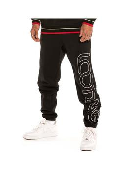 Pantalon Grimey Sighting In Vostok Sweatpants Negro Hombre