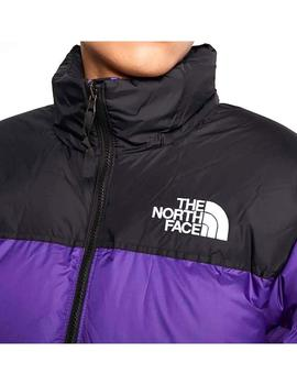 Cazadora The North Face 1996 Retro Nuptse Jacket Violeta Hom