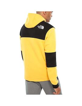 Chaqueta The North Face Himalayan Fullzip Amarillo Hombre