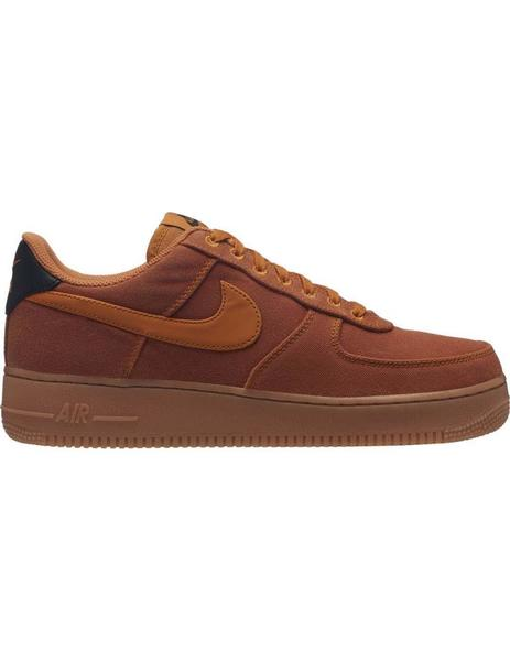 zapatillas nike air force marrones