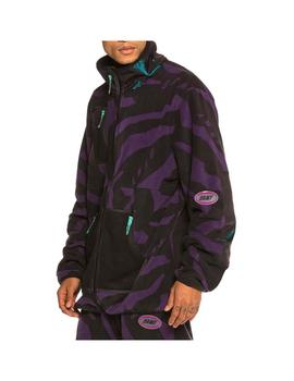 Chaqueta Grimey Mysterious Vibes Zip Polar Fleece