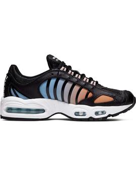 Zapatillas Nike Air Max Tailwind IV Negro/Blanco Mujer