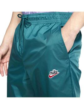 Pantalon Nike Nsw He Pant Wr Patch Geode Teal Hombre