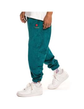 Pantalon Grimey Engineering Corduroy Track Green H
