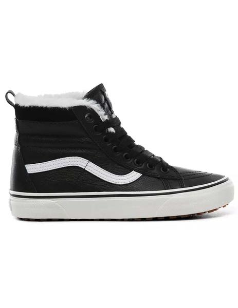 2vans mujer leather