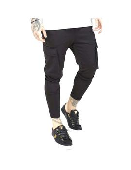 Pantalón SikSilk Poly Athlete Cargo Pants
