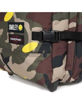 Maleta Eastpak Tranverz S Smiley Camo