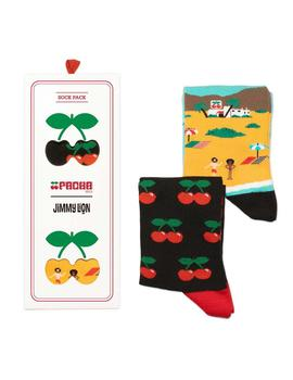 Calcetines Jimmy Lion 2 Pack Pacha