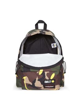 Mochila Eastpak Padded Pak'R Smiley Camo