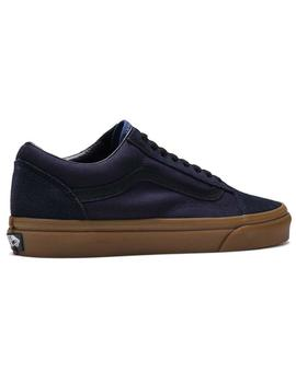 Zapatilla Old Skool(GUM) Night Sky/True Navy Mujer