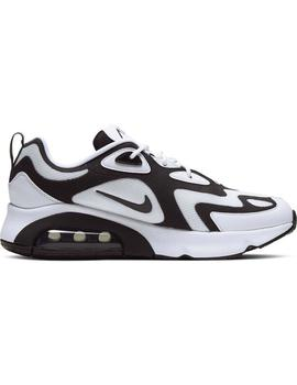 Zapatillas Nike Air Max 200 White/Black-Anthracite