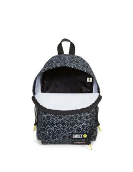 Mochila Eastpak Orbit Smiley Mini