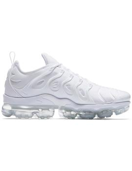 ZAPATILLAS NIKE AIR VAPORMAX PLUS WHITE