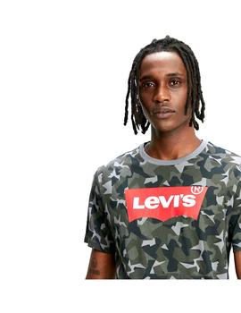Camiseta Levis Housemark Graphic Tee Ssnl Hm Andre