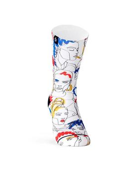 Calcetines Pacific - co Street Faces Unisex