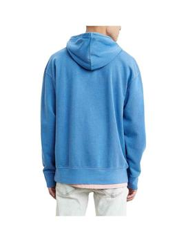 Sudadera Levis Authentic Po Hoodie Authentic Azul Hombre