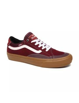 Zapatillas Vans Tnt Advanced Prot Port Granate Hombre
