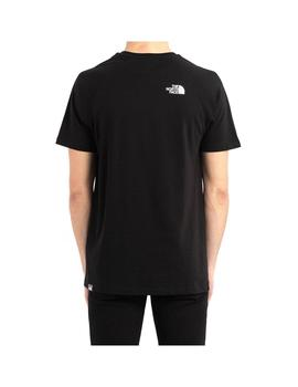 Camiseta The North Face Rag Red Box Tnfblack/Tnf H