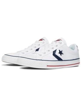 Zapatillas Converse Star Player Ox White/Navy Hombre