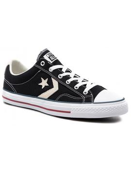 Zapatillas Converse Star Player Ox Black/Milk Hombre