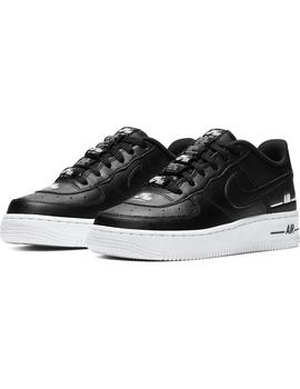 Zapatillas Nike Air Force 1 LV8 3 Black/White Mujer