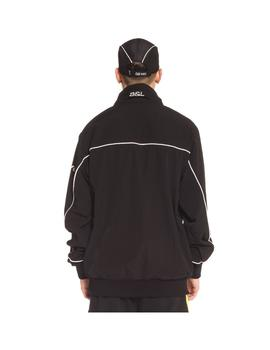 CHAQUETA GRIMEY COUNTERBLOW PULL OVER NEGRO UNISEX