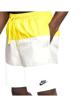 Bañador Nike Sportswear City Edition Opti Yellow/L