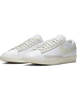 Zapatillas Nike Blazer Low Leather White/Sail Hombre