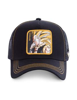 Gorra Capslab Gotenks Super Saiyan Dragon Ball Uni