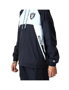 Chaqueta New Era Ripstop Windbrea Oakland Raiders