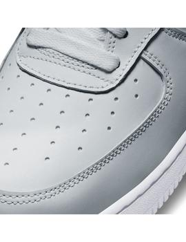Zapatillas Nike Air Force 1 '07 Pure Platinum/Black Hombre