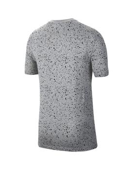 Camiseta Nike Sportswear Dk Grey Heather Hombre