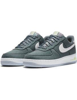 Zapatillas Nike Air Force 1 '07 Ozone Blue/White Mujer