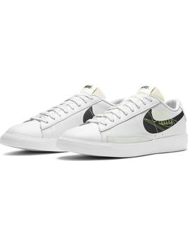 Zapatillas Nike Blazer Low White/Black-Volt-Summit