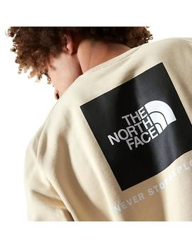 Sudadera The North Face Rag Redbx Crew New Bleache Hombre
