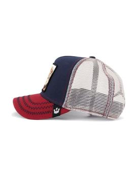 Gorras Goorin Baseball Carryover Big Rock Navy Unisex