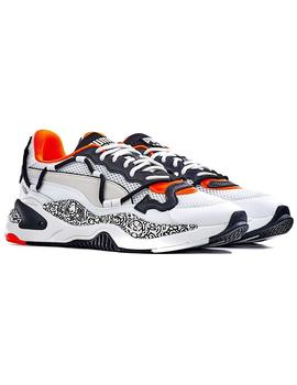 Zapatillas Puma Rs-2K Mr Doodle White-Puma Black
